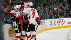 NHL: Flames 2, Stars 1
