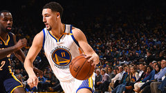 Klay the 'most combustible' player on Warriors