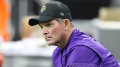 Zimmer back with Vikings following eye surgery
