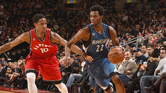 Raptors bracing for improved Wiggins Thursday