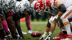 Raiders, Chiefs set to clash in pivotal showdown for AFC West lead