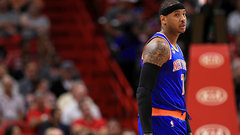 Odd timing for Phil's 'ball hog' comment to Melo