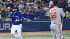 Orioles GM says fans don't like Bautista