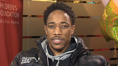 DeRozan on SI ranking: They've lost all credibility with me