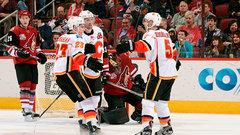 NHL: Flames 2, Coyotes 1 (OT)