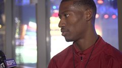 Dede Westbrook: ''Great to see hard work paying off''