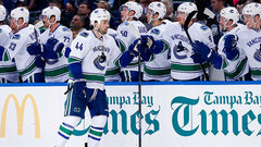 Canucks finally see some production