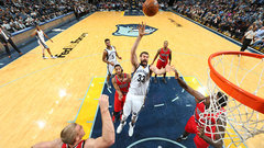 NBA: Trail Blazers 86, Grizzlies 88