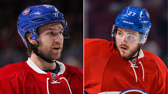 Canadiens begin life without Galchenyuk and Desharnais