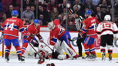 NHL: Devils 2, Canadiens 5