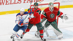 NHL: Oilers 2, Wild 3 (SO)