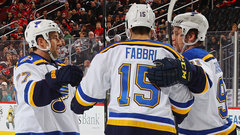 NHL: Blues 4, Devils 1