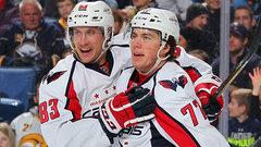 NHL: Capitals 4, Sabres 1