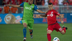 Can the Sounders crash TFC's party?