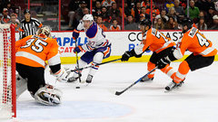 NHL: Oilers 5, Flyers 6