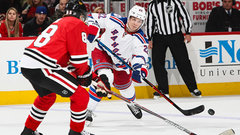 NHL: Rangers 1, Blackhawks 0 (OT)
