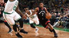 NBA: Raptors 101, Celtics 94