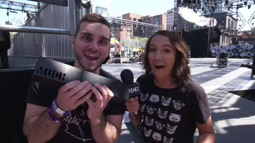 Backstage Bandits Part 2: Michael Rizzi and MissFenderr Sneak Backstage at the 2016 iHeartRadio MMVAs