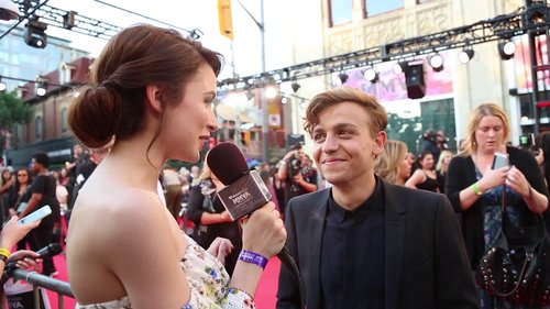 FORA Red Carpet: Scott Helman