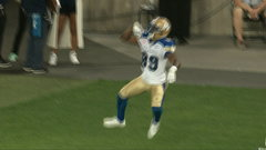 CFL In-Game: Nichols airs one out for Denmark