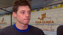Mitchell taking positives away from Ivan Hlinka