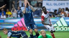 Earthquakes kept the Whitecaps guessing all night