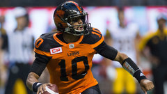 Jennings gets better of returning Collaros