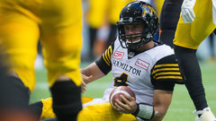 Collaros not enough to complete comeback