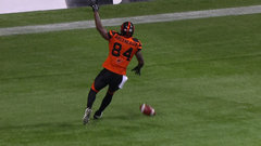 CFL In-Game: Arceneaux's second TD puts Lions ahead