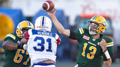 CFL 30: Week 8 - Alouettes vs. Eskimos