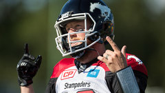 Stamps, Lions set to clash for top spot in West