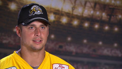 Collaros, Chick excited for Roughriders test
