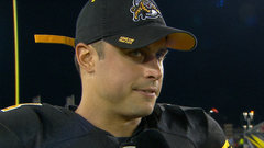 Collaros: ''We finally played a complete game''