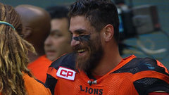 Arakgi becomes CFL all-time leader in special team tackles