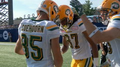 CFL In-Game: Esks extend lead as Reilly finds Walker