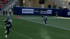CFL In-Game: Raymond's pick-6 gets Argos going early
