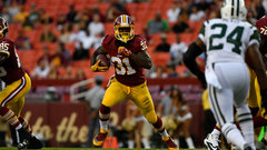 Will Redskins RB Matt Jones be ready to go for Week 1?