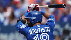 Jays expect Bautista back Thursday