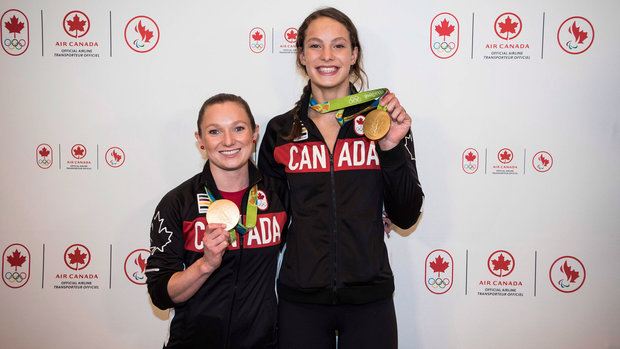 Team Canada returns home after 22 medals in Rio