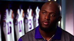 Fournette: Football saved my life
