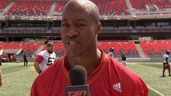 Harris, Burris focused on getting Redblacks back on track