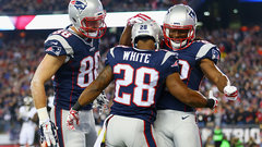 How Dion Lewis' injury will impact James White