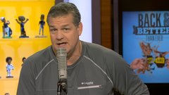 Golic unfazed by Norman's warning to OBJ
