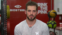Seguin says he's 100% after achilles injury