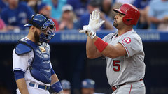 MLB: Angels 8, Blue Jays 2