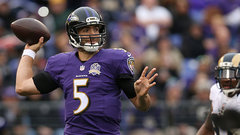 Flacco ready to play Friday after strong camp