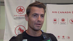 van Koeverden pleased with Canada's success