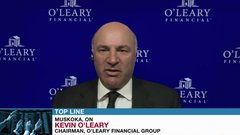 Kevin O'Leary: Canada has 'best performing financial services sector on Earth'