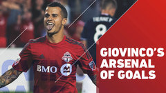 Atomic Ant's arsenal: The many types of Giovinco goals