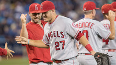 MLB: Angels 6, Blue Jays 3